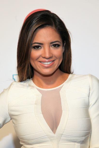 Otra de las latinas que ha luchado por sus sueños y es un gran ejemplo a...