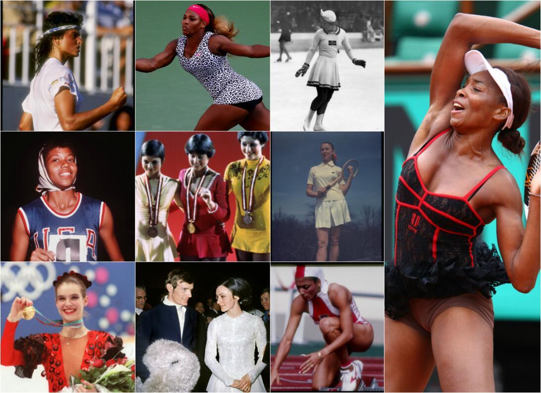 Las diez deportistas más chic de la historia Portada 222.jpg