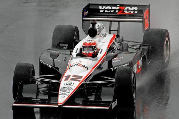 La IndyCar en Sao Paulo se reanudará el lunes por la mañana.