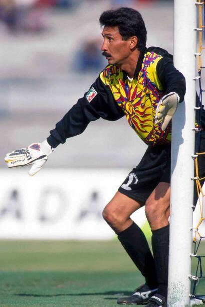 Pablo Larios (1986).- Fue el elegido por Bora Milutinovic por encima de...