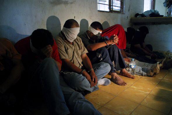 Durante 2010 en México se registraron 16,425 secuestros, lo que e...