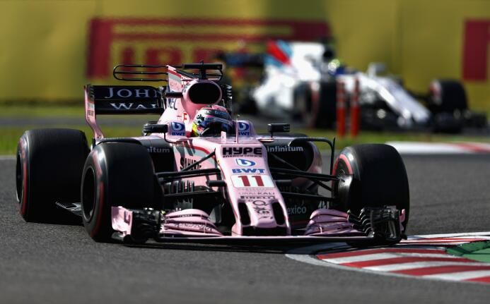 Triunfa Hamilton en Japón y el título de la Fórmula 1 está muy cerca ser...