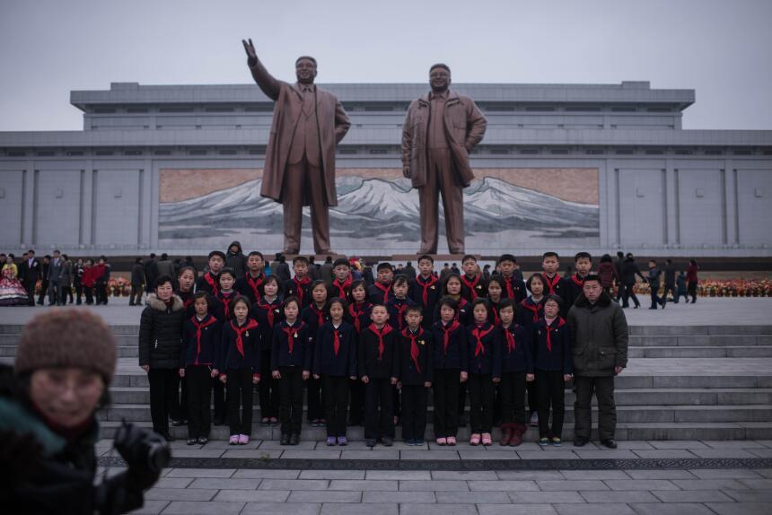 Las 8 curiosidades más extrañas de Corea del Norte  GettyImages-63555944...