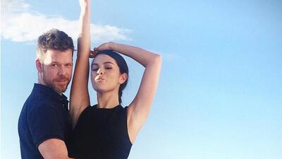 Jake Bailey y Katy Perry