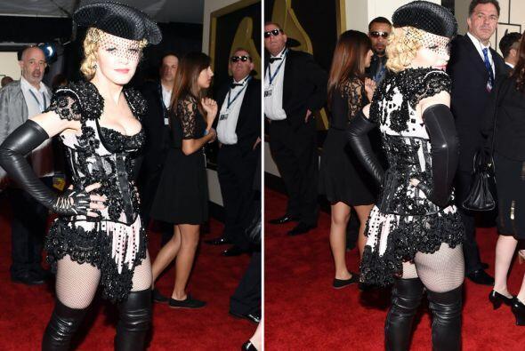 """¿Quién fue la reina de las mal vestidas? Para muchos la """"Reina del Pop""""..."""