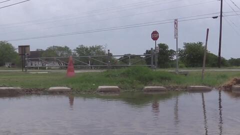 Alerta por tormentas y probabilidad de inundaciones en el Condado Wilson