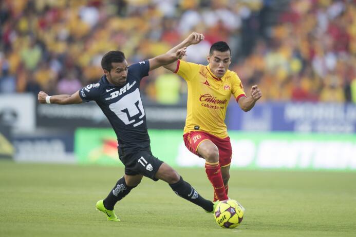 Aldo Rocha, que jugó a préstamo en Morelia desde León, es objetivo de lo...