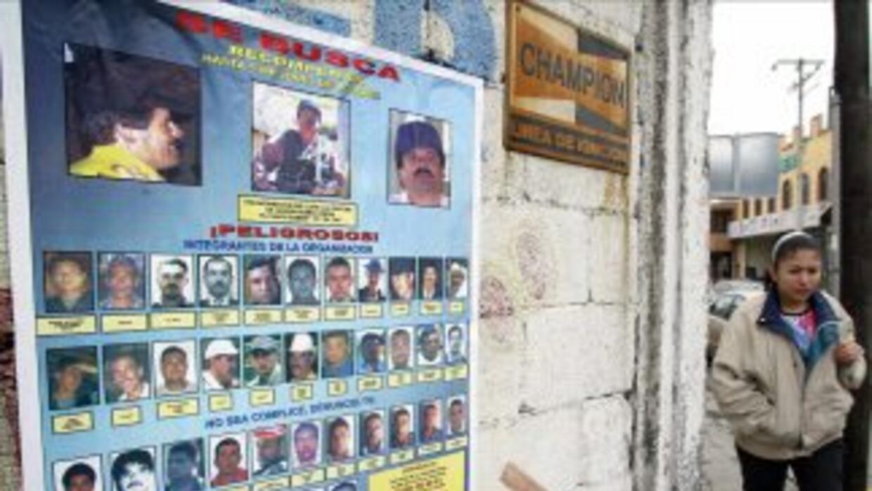 El Cártel de Sinaloa, uno de los más poderosos de México.