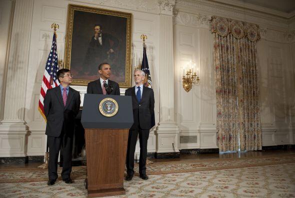 De acuerdo con datos de la Casa Blanca el Presidente tiene plena confian...