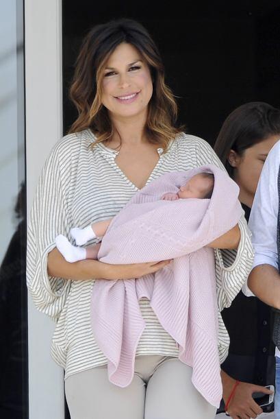 Otra pequeñita que llegó al mundo este año es Alma la segunda hija del c...