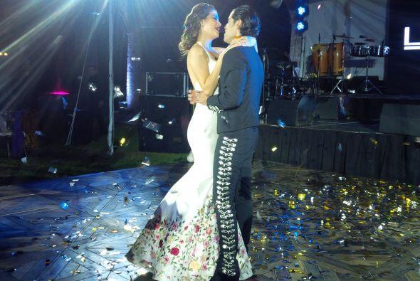 En el baile se reflejó lo que Ana Patricia le dijo a su marido al moment...