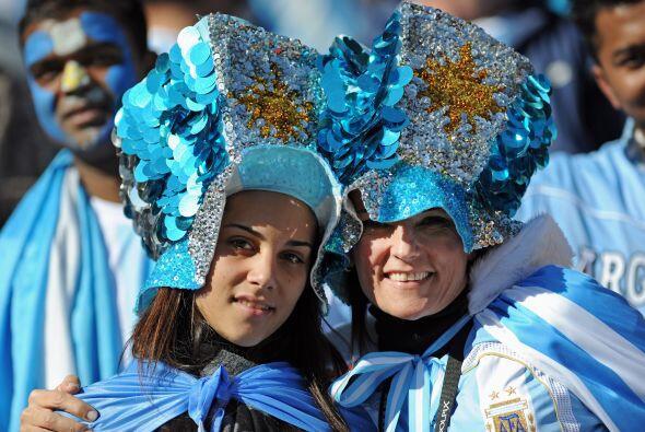 Argentina es el país anfitrión y también cabeza de serie del Grupo A jun...