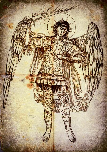 arcángeles - Uriel