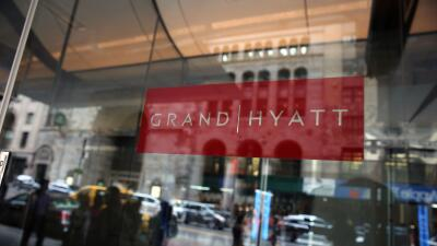 Hyatt Hotels consigue el tercer puesto en el ranking