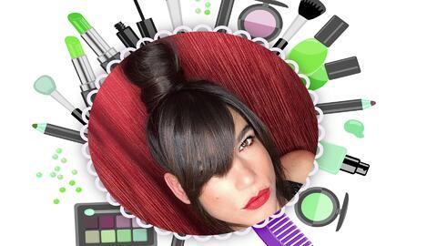 #GlamCorner: Ponle glamour a tu ponytail y maquillaje