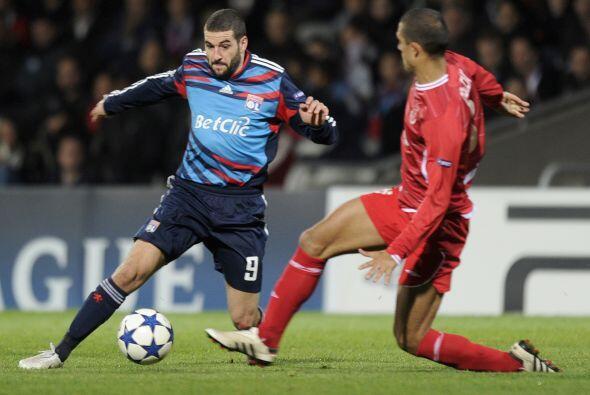 Sólo un gol a dos minutos del final evitó la derrota de los franceses, q...
