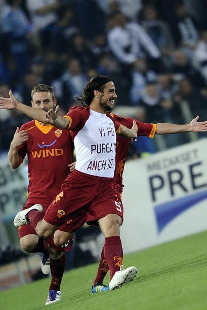 Pablo Osvaldo anda en buen momento.