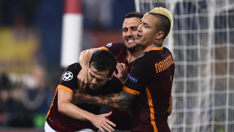 Roma vs. Bayer Leverkusen