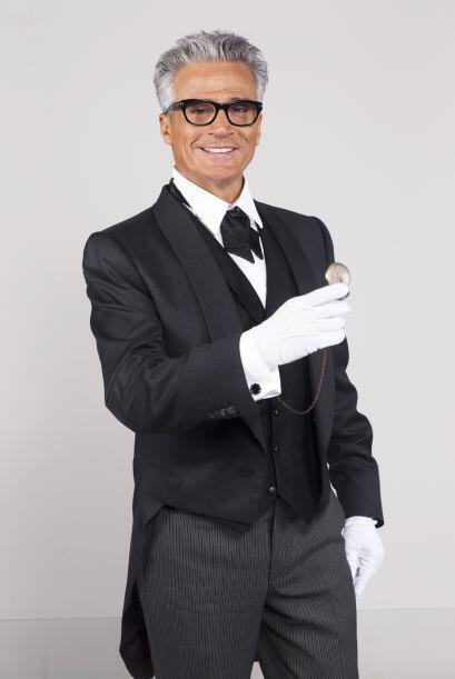 ¿Y quién será ese mayordomo? Pues nada más y nada menos que René Casados...