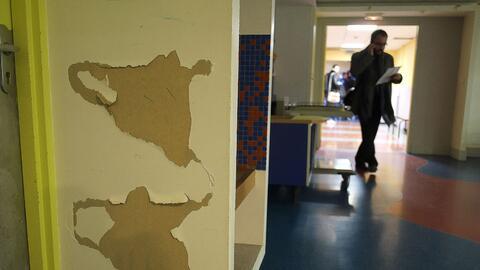 Los estudiantes perciben el abandono como una muestra de desinter&eacute...