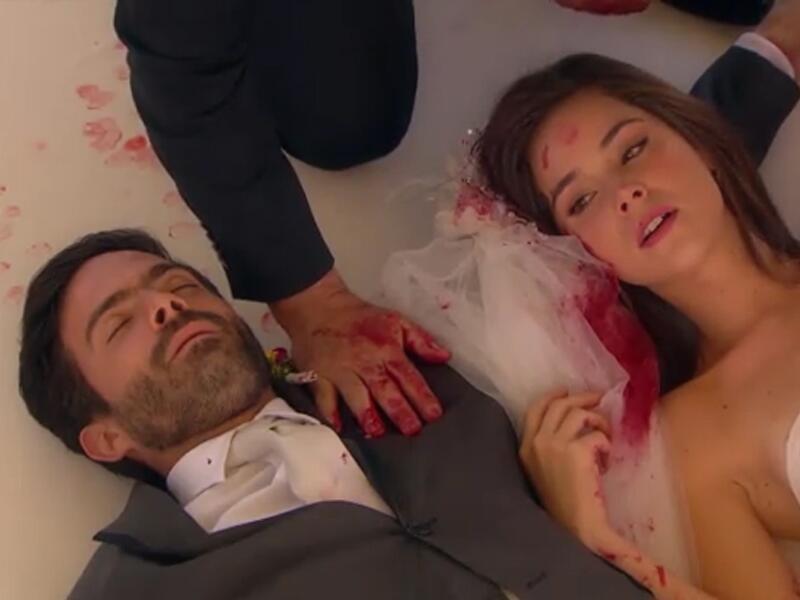 A que no me dejas muerte Paulina y Adrián