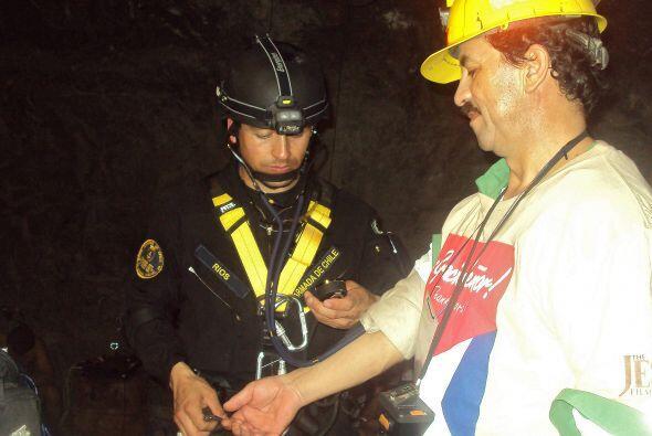 Informes de prensa aseguraron que esta idea de militarizar la mina no fu...