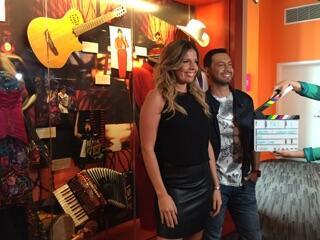 Llueven las celebridades en Lánzate