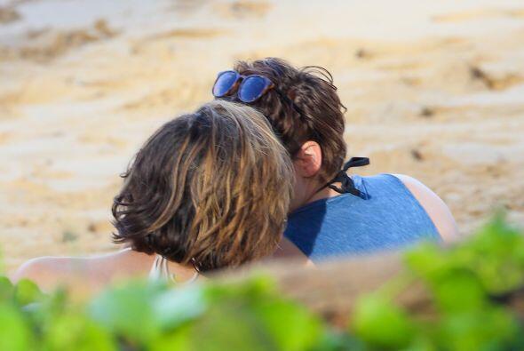 Kristen y Alicia sostienen una amistad desde hace varios meses.