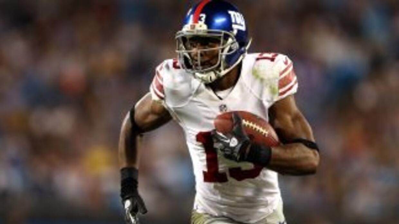 Ramses Barden podría quedarse en los Giants.