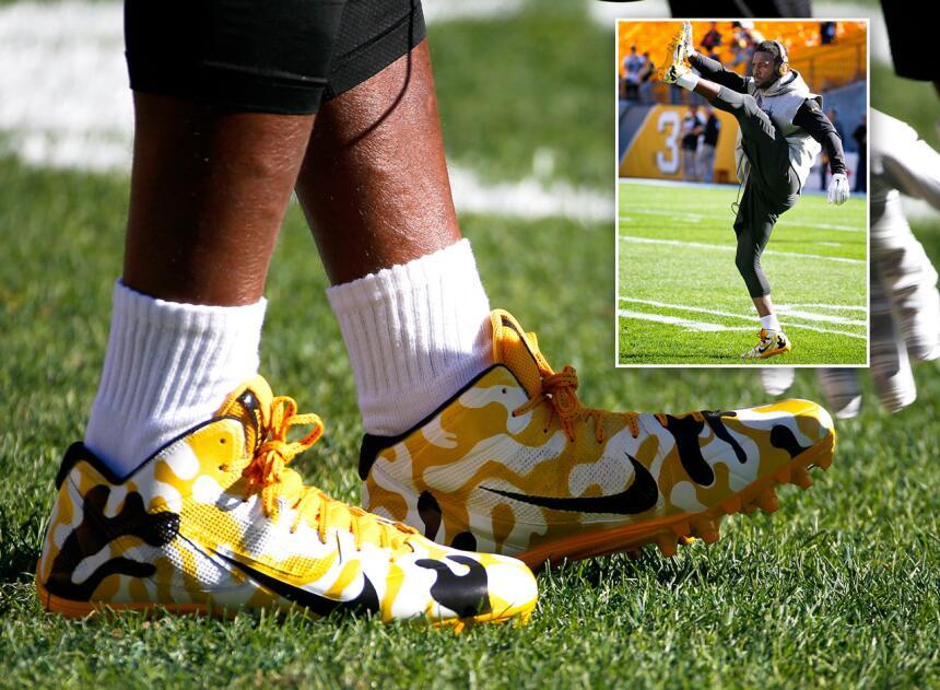 El mejor calzado en la NFL - Semana 10 02.jpg