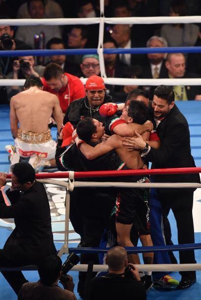 Sorpresa del público japonés que tenía las esperanzas puestas en el vete...