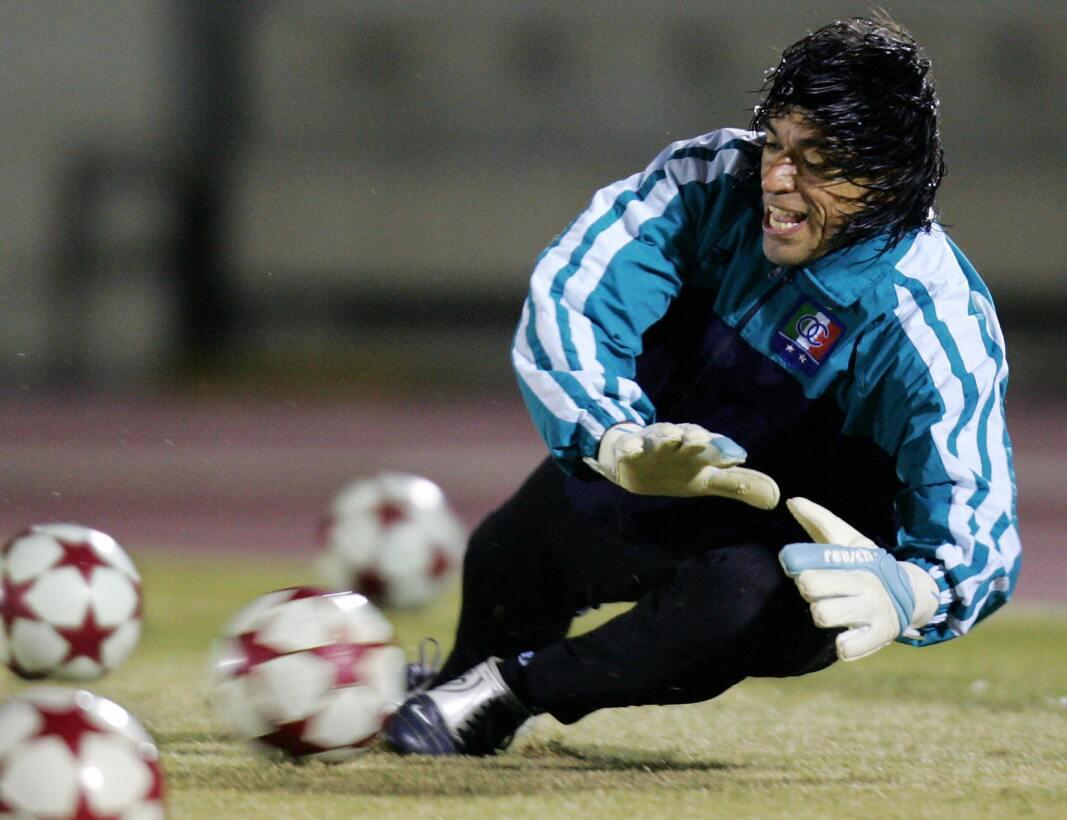 Juan Sebastián Verón y otros futbolistas veteranos en el fútbol mundial...