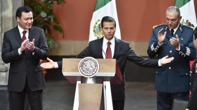 Enrique Acevedo: ¿Qué decidirá Peña Nieto? GettyImages-Pena-Nieto-Chapo.jpg