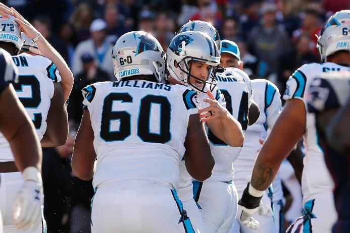 En fotos: ¡Todo listo para los playoffs de la NFL! panthers.jpg
