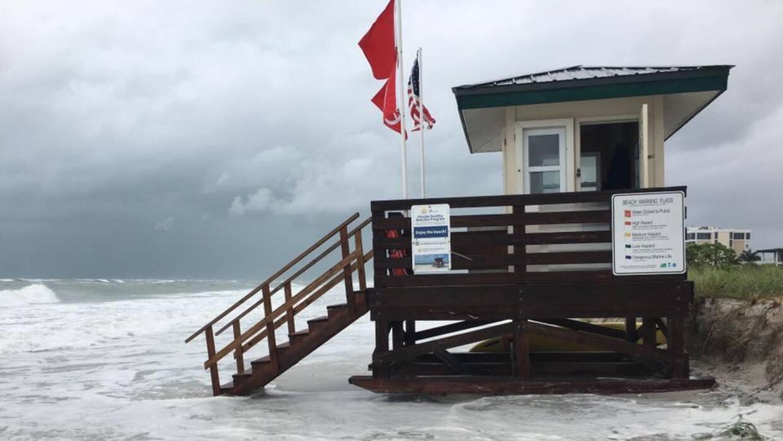 Colin pasa por Florida sin ocasionar mayores daños