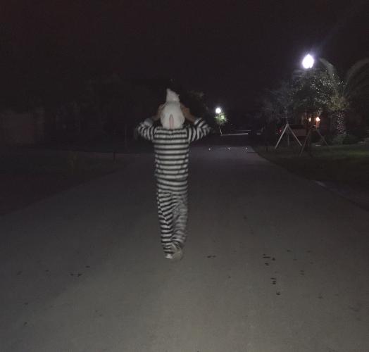 Johnny Lozada, Halloween