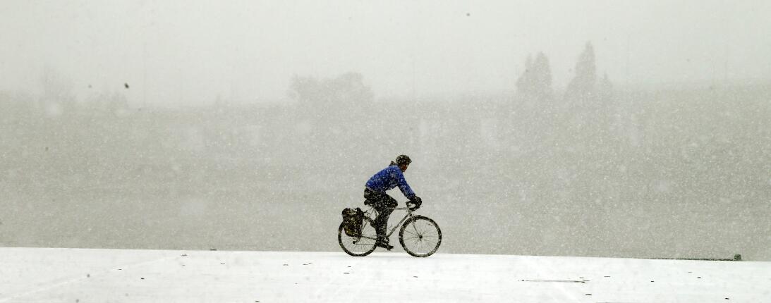 Caly, la tormenta invernal que va a barrer el país de costa a costa dura...