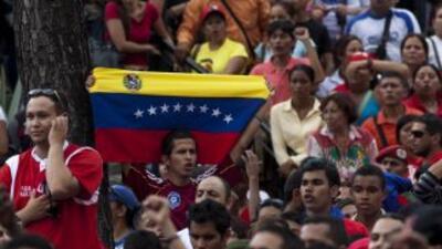 Venezuela recibió una primera parte de las reservas de oro que mantenía...