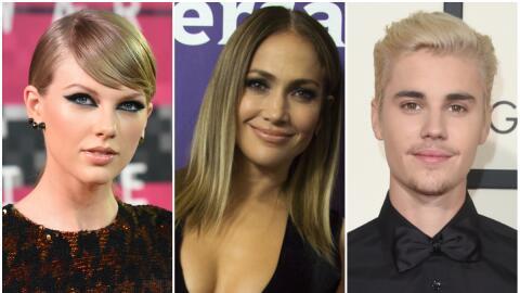 Cuánto ganaron estos cantantes en 2016