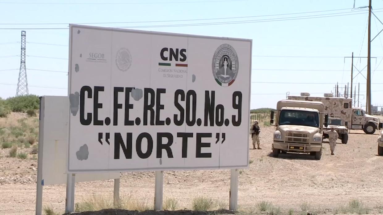 El Penal de Ciudad Juárez