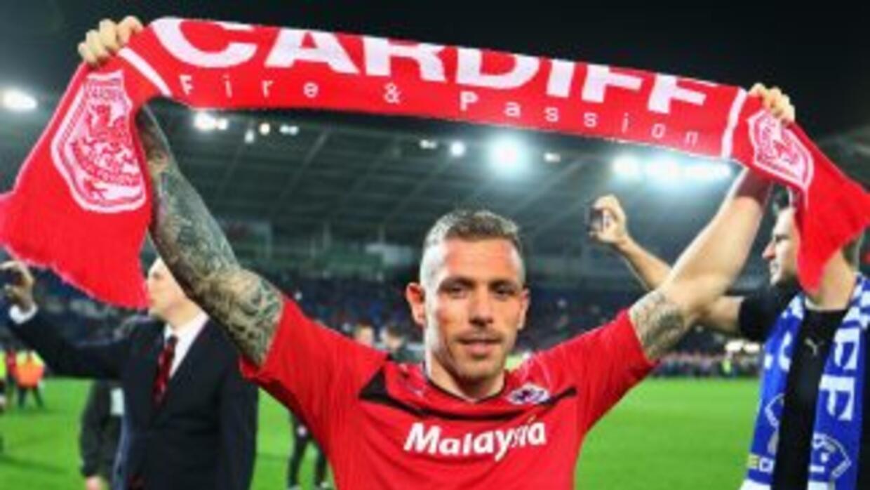 Craig Bellamy, ex jugador de clubes como Liverpool, fue clave para que e...