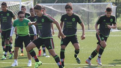 El Tri debutará ante Paraguay