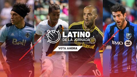 Bolaños, Giovani, Higuaín y Piatti nominados para el Latino de la Jornada