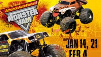 Monster Jam houston