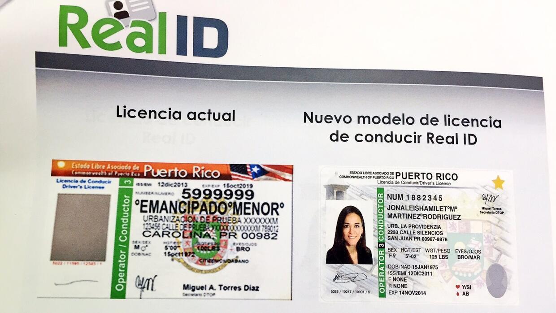 Licencia De Conducir: Puerto Rico Estrena Nuevo Formato De Licencia De Conducir