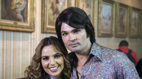 Ferdinando Valencia interpreta al gran antagonista de 'Hoy voy a cambiar'