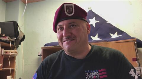 El Gobernador de California indulta a tres veteranos de guerra deportado...