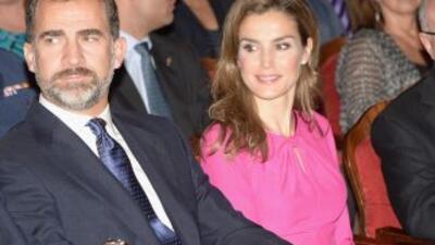 Sorprendente el entusiasmo al recibir a los príncipes de Asturias en Miami