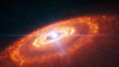 ALMA (Atacaca Large Milimeter Array) reveló detalles nunca antes vistos...
