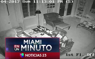 'Miami en un Minuto': arrestan a tres personas acusadas del robo de una...